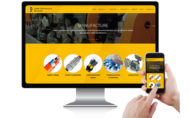 Cable Distribution Services launches new website